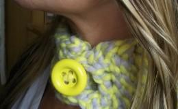 20141010-bandeau de cou jaune