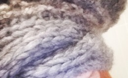 Béret nuances de gris